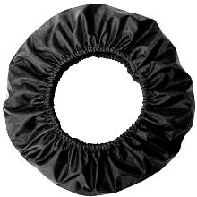 Emitex Návlek na kola kočárku 1ks - černý