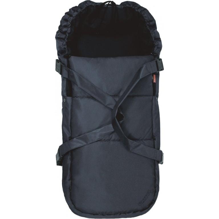 Emitex Univerzální vložná taška pro kojence - černá