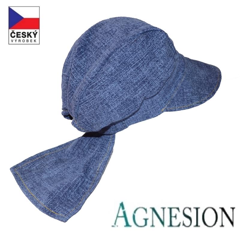 Agnesion Pirátka s kšiltem velikost 74/80 (3) JEANS