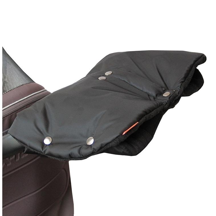 Emitex® Rukávník DUO 2v1 - černý (nový typ s druky)