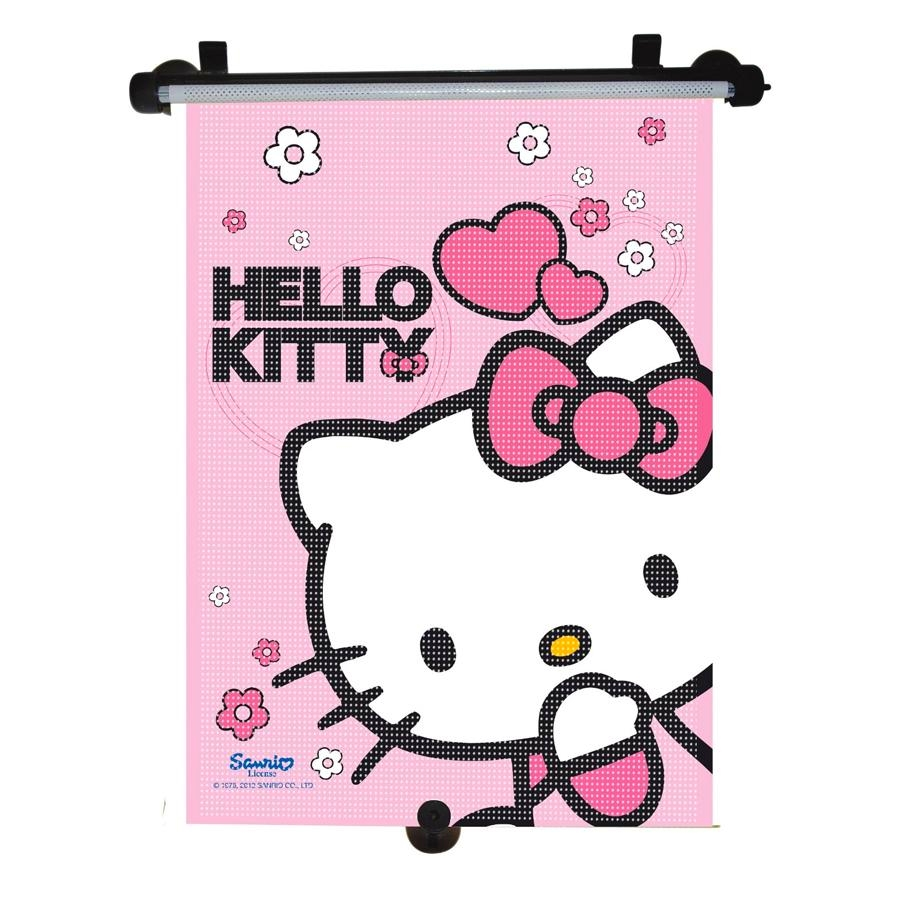Kaufmann Sluneční roleta do auta 1ks - Disney Hello Kitty