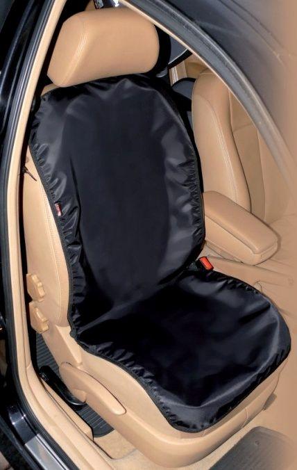 Fotografie EMITEX® Chránič autosedadla černý