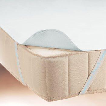 Emitex Chránič matrace rozměr 60x120 cm bavlněné froté + PU zátěr