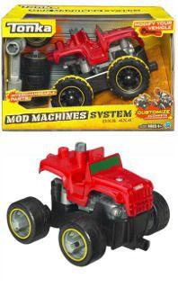 Hasbro® Tonka Skládací auto na elektr. pohon - červené